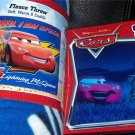 Disney Lightning McQueen Fleece Throw & Cars Puzzle NEW