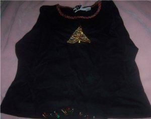 Storybook Knits Sweater & Skirt Christmas Tree Set Size Large