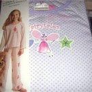 Carole's Kids Girls Fairytales Purple Pajama Set Size 4
