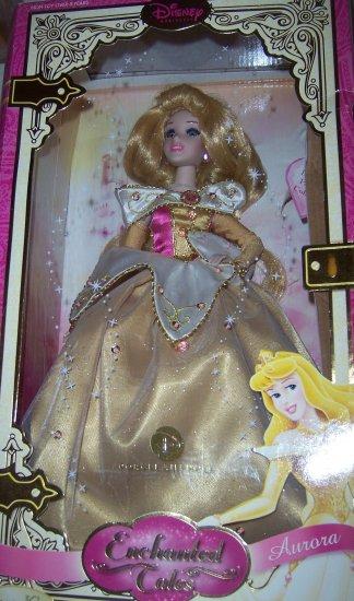 Brass Key Porcelain Enchanted Tales Sleeping Beauty Doll