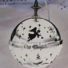 Towle 2004 Musical Ornament Ball NEW Limited Edition