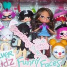 Bratz 4 Ever Kidz Funny Faces Yasmin