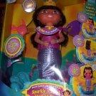 Dora Save the Mermaids Sparkle & Twirl Mermaid Dora