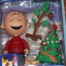 Peanuts Charlie Brown Christmas Figure Pathetic Tree