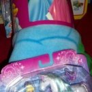 Cinderella & Horse Doll + Disney Princess Fleece Throw