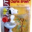 Peanuts Good Ol Charlie Brown Snoopy & Woodstock Playset