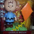 Peanuts Charlie Brown Figure with Kite & Tree NEW
