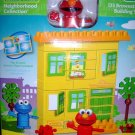 Knex Elmo Brownstone Building Set NEW Sesame Street NEW