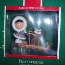 Hallmark Frosty Friends 1989 Ornament