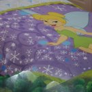 Disney Fairies Tinker Bell Full Comforter New