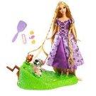 Forest Friends Braid Tangled Rapunzel Hair Braider Disney Doll