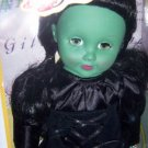 "Play Wicked Wizard of Oz Madame Alexander Wicked Witch 18"" Doll"