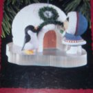 Hallmark Frosty Friends 20th Anniversary Ornament