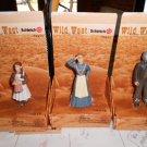 Wild West Schleich Siedler Family Madchen Mutter & Vater NEW