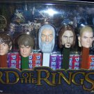 PEZ The Lord of the Rings LE Collector's Series Dispensers NEW