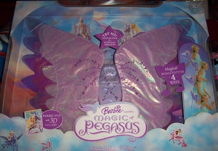 Barbie Magic Of Pegasus Magical Musical Wings