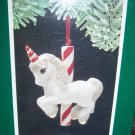 Merry-Go-Round Unicorn Fine Porcelain Ornament Artists Favorites
