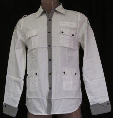 BRAND NEW Andres Velasco Vienna Shirt (L) CA711