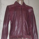BRAND NEW Wine Westminster Suede Jacket (XL) F733