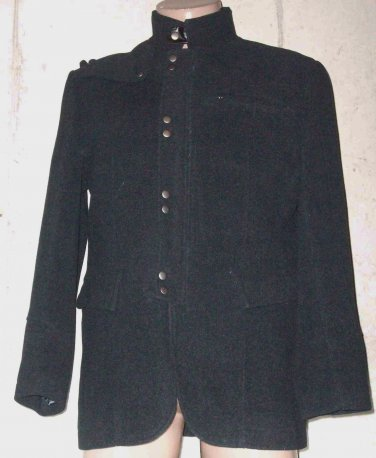 BRAND NEW Charcoal Berkshire Jacket (S) H924