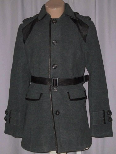 BRAND NEW Charcoal Hampton Coat (XL) H950