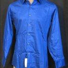 BRAND NEW Geoffrey Beene Dark Blue L/S Shirt 15.0 32/33 #1245