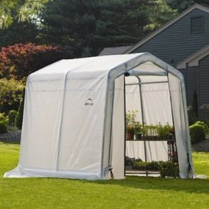 Shelterlogic Grow-It Greenhouse -6 ft L x 8 ft W x 6-1/2 ft H