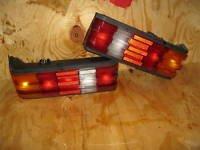 89-93 MERCEDES BENZ 190E 190D TAIL LIGHT TAILIGHT L&R