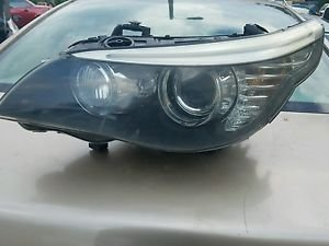 2008-2010 BMW 5 SERIES LH DRIVER SIDE XENON DYNAMIC ADAPTIVE HEADLIGHT OEM