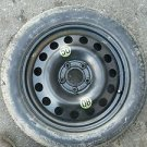 "BMW E60 550I 545I EMERGENCY SPARE WHEEL RIM TIRE 135 / 80 17"" OEM 6758778"