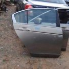 2008-2012 Honda Accord Passenger Side rear Door Electric Sdn #1648657