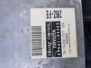 1999 99 TOYOTA TACOMA XTRA CAB 2RZ- OEM ENGINE COMPUTER ECU ECM 89661-04480 AUTO