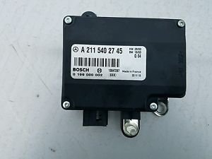 2004 Mercedes E500 W211 Battery Load Control  Module Unit A2115402745