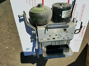 03-06 MERCEDES BENZ W211 E CLASS ESP SBC ABS BRAKE PUMP ASSEMBLY E320 E500