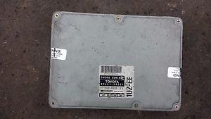 95 LEXUS LS400 FEDERAL ECU ECM ENGINE CONTROL MODULE COMPUTER UNIT 89661-50221