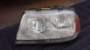 2003-2005 LINCOLN AVIATOR HEADLIGHT ASSEMBLY LEFT DRIVER XENON HID L/H