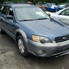 2005 Subaru outback Legacy 2.5l Door