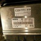 2003 04 05 LAND ROVER RANGE ROVER ECU ECM ENGINE COMPUTER NNN 500 400 #532