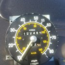 Mercedes w123 Cluster Speedometer Instrument 1235428901 300D 300CD 300TD 300 240