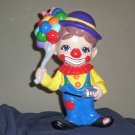 """COLORFUL CLOWN DECORATION FOR BABY'S ROOM 12"""""""