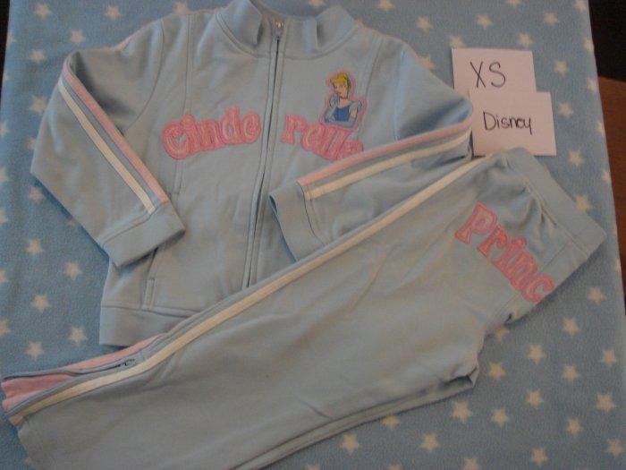Disney cinderella suit sz xs