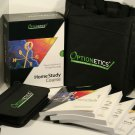 OPTIONETICS HOME STUDY COURSE - 4 STUDY MANUALS + 14 CDS + 6 DVDS - MSRP $4,550