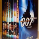 JAMES BOND SPECIAL EDITION - 7 DVD Gift Set - VOLUME 1 - OUT OF PRINT