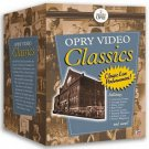 GRAND OLE OPRY VIDEO CLASSICS  120 PERFORMANCES - 8 DVDS - LIKE  NEW - RARE  OOP