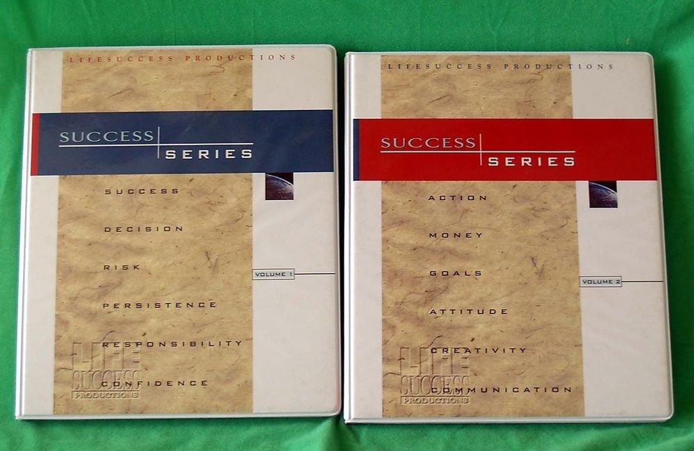 BOB PROCTOR - THE SUCCESS SERIES SEMINAR - 12 TAPE SET + 12 CDS -  MSRP  $147.00