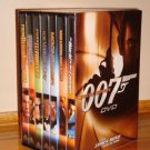 JAMES BOND SPECIAL EDITION - 7 DVD Gift Set - VOL 2 - RARE & OUT OF PRINT - NICE