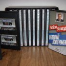 ACTION STRATEGIES FOR PERSONAL ACHIEVEMENT - Brian Tracy - 24 CDs + 24 TAPES !!!