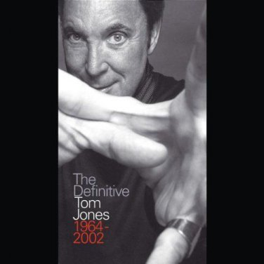 TOM JONES - DEFINITIVE 1964-2002 - 4 CD BOX SET - 40 YEARS OF THE VERY BEST  NEW