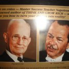 THE MASTER KEY TO SUCCESS - Napoleon Hill & W.Clement Stone LIVE Wealth Training