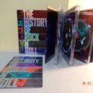 The History of Rock N' Roll - Boxed Set (DVD, 2004, 5-Disc Set) LIKE NEW & RARE